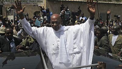Sénégal : l'ancien président Abdoulaye Wade de retour sur la scène politique