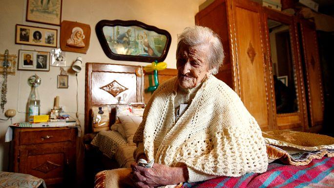 Dünyanın bilinen en yaşlı kadını hayatını kaybetti