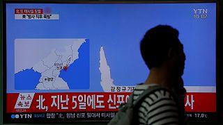 بيونغ يانغ تختبر صاروخا جديدا وصفته سيول بالفشل