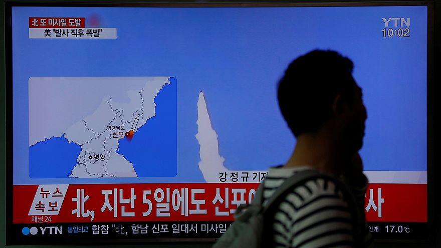 Провал новых ракетных испытаний КНДР