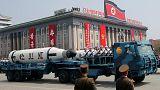 Corée du Nord : échec d'un nouveau tir de missile