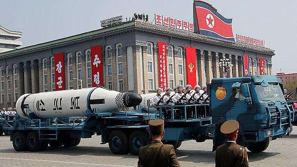 """Pentagon: """"Kuzey Kore bir füze denemesi daha yaptı, bu kez başarısız oldu"""""""