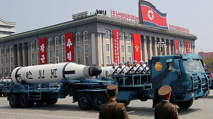 Coreia do Norte falha lançamento de um míssil