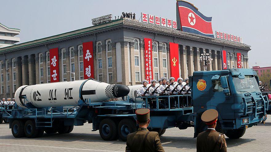 Corea del Norte trata de lanzar sin éxito un misil en su costa este