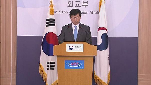 Südkorea verurteilt Nordkoreas Raketentest