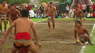 Mexicans celebrate their heritage with Mesoamerican games