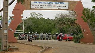 Niger's president orders University of Niamey campus to reopen