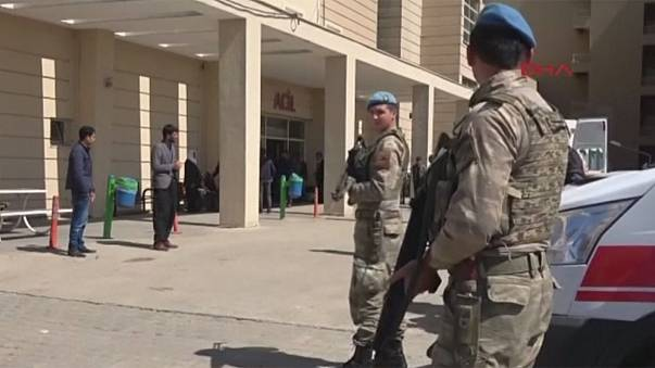 Three killed in gunfight at polling station in Turkey