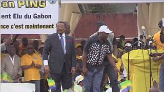 Gabon : Jean Ping se proclame toujours comme ''président élu''