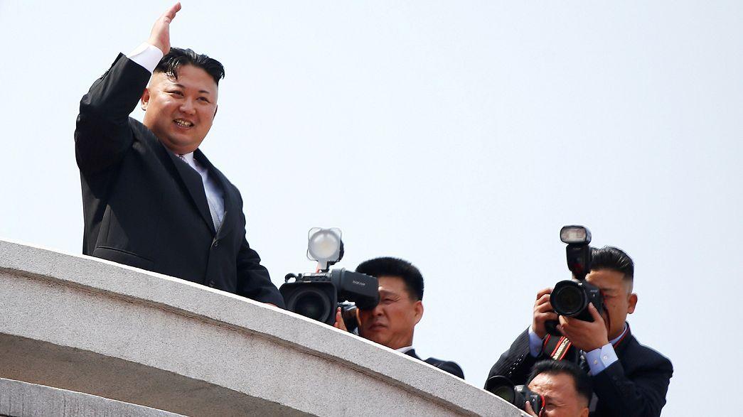 Washington provokációnak tekinti a sikertelen észak-koreai rakétakísérletet