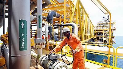Nigeria's oil production falls to 1.2 million barrels