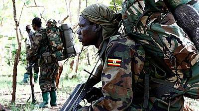 Uganda troops announce withdrawal from the CAR