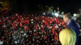 Turkey's President Erdogan declares referendum victory