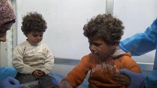 أكثر من 60 طفلا كانوا ضمن القتلى السوريين في منطقة الراشدين