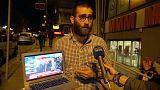 واکنش مردم استانبول به نتیجه همه پرسی تغییر قانون اساسی