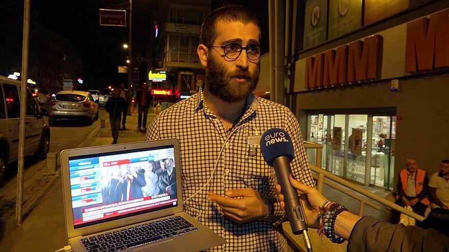 La Turquie plus divisée que jamais au lendemain du référendum