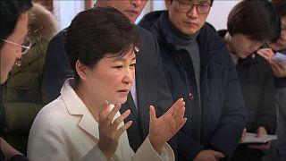 Corée du Sud : l'ex-présidente formellement inculpée pour corruption.