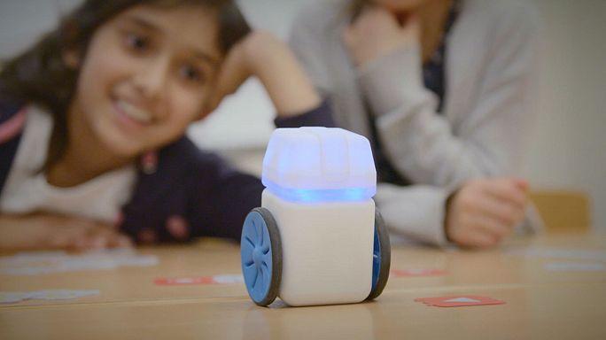 أودنسي الدنماركية: الروبوتات التعاونية
