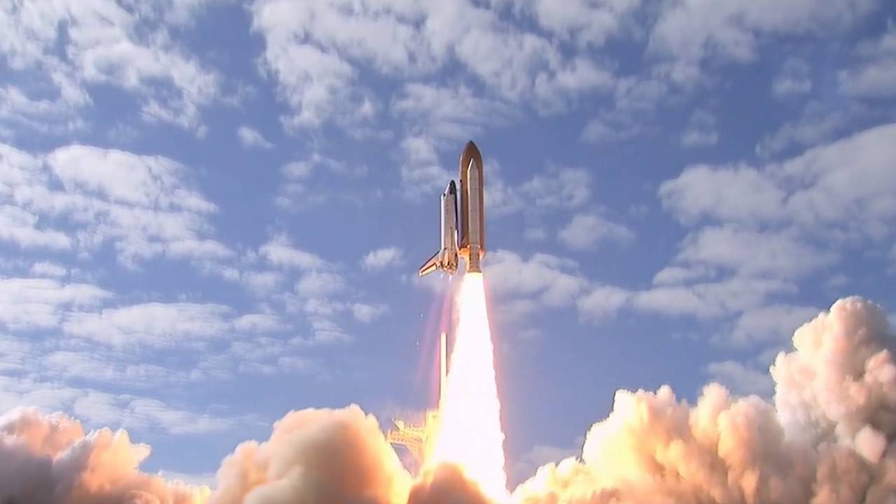 Legends of Space, episode 4: The Space Shuttle