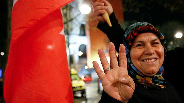 2 von 3 für Erdogan: So haben die Türken in Deutschland abgestimmt