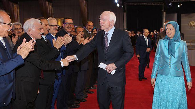 وزارت امور خارجه ایران دیدار سناتور مککین با رهبران سازمان مجاهدین خلق را محکوم کرد