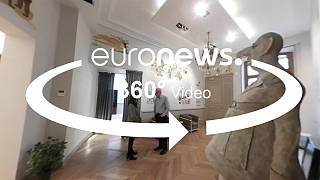 [360 video] Visit the newsroom which rattled the French presidential elections