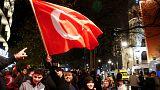 Erdogan kann sich auf seine Auslands-Türken verlassen