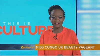Miss Congo UK beauty pageant