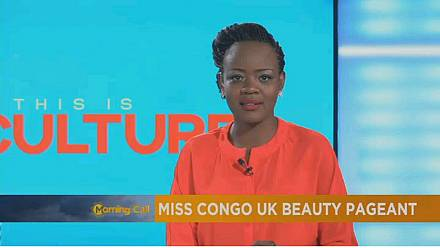 Miss Congo UK beauty pageant
