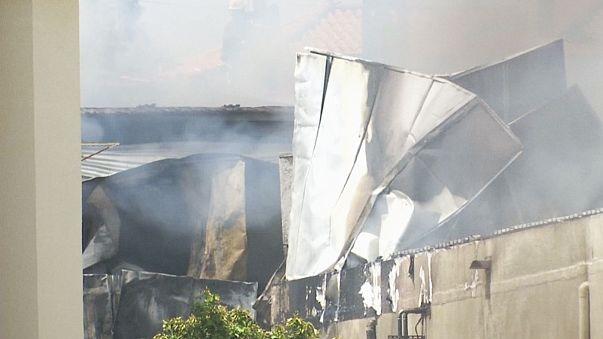 Queda de avioneta causa 5 mortos nos arredores de Lisboa