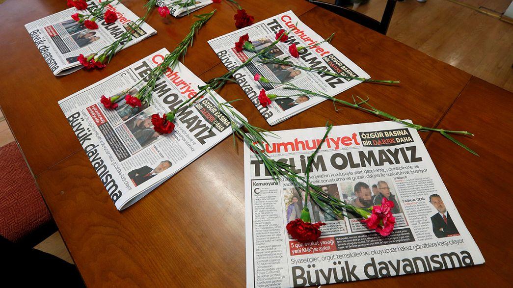 Turquie : référendum gagné, journalistes, juges peuvent croupir en prison !