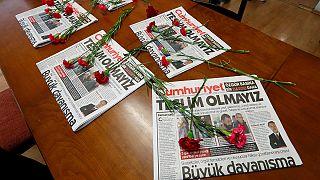 Turquie : référendum gagné, journalistes, juges peuvent croupir en prison!