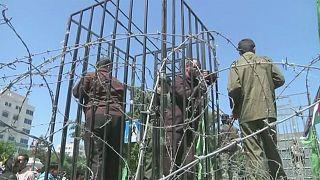 Israel: Mais de mil presos palestinianos em greve de fome nas cadeias