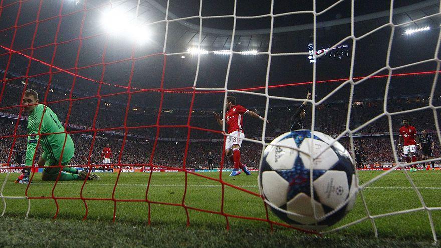"""""""Бавария"""" рассчитывает взять реванш в Мадриде"""