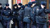 Detenido uno de los presuntos organizadores del atentado de San Petersburgo