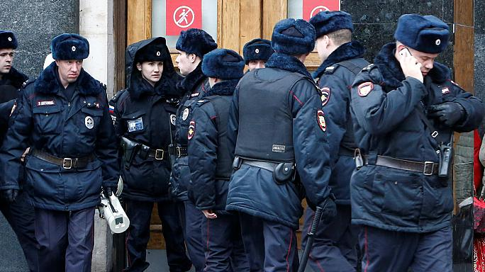 Ninth suspect in St Petersburg bombing detained