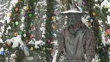 Allemagne : un lundi de Pâques sous la neige