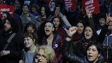 """A Turquia do NÃO denuncia nas ruas uma vitória """"roubada"""""""