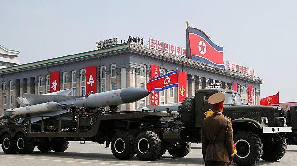 """Streit um Raketentests: Nordkorea wirft USA """"Gangsterlogik"""" vor"""