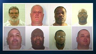 Арканзас: 2 смертных казни из 8 отложены