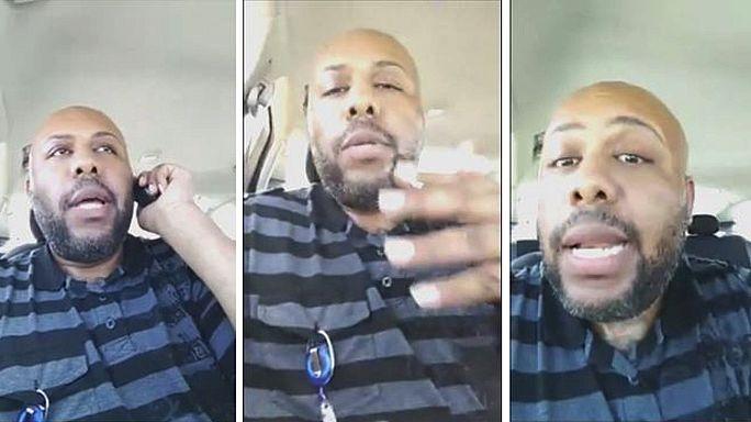 В США объявлена награда за поимку преступника, транслировавшего убийство в Facebook