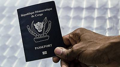 DR Congo opposition wants probe into expensive passports