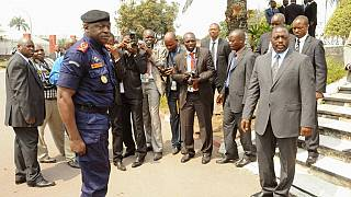 Controversial DR Congo police chief sacked, replaced by assistant