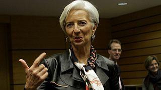 Κ.Λαγκάρντ: «Συμμετοχή του ΔΝΤ στο ελληνικό πρόγραμμα μόνο με βιώσιμο χρέος»