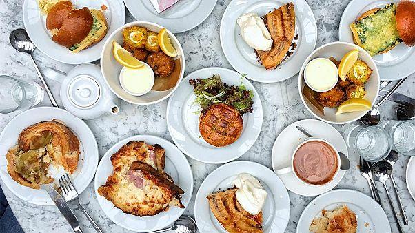 Где вкусно и со вкусом поесть в Лондоне?