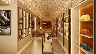 Moynat teaches the luxury of silence