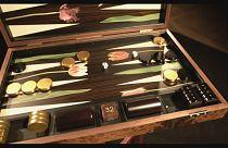 Ses backgammons sont des oeuvres d'art