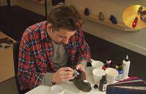 Dalla pittura alle sneakers artistiche, storie di imprese di successo