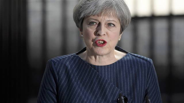 UK: Theresa May calls snap general election to be held on June 8
