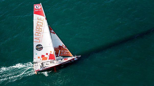 От булок к кругосветке: как швейцарские пекари увлеклись яхтингом